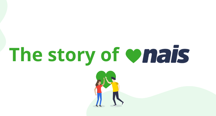 the story of nais in text